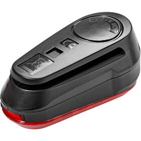 spanninga Ruby 3 Batterij Achterlicht, black